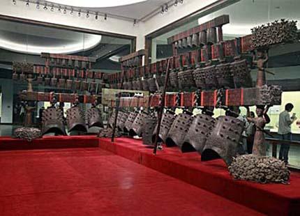Musée provincial du Hubei