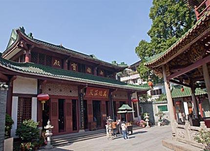 temple de six banians