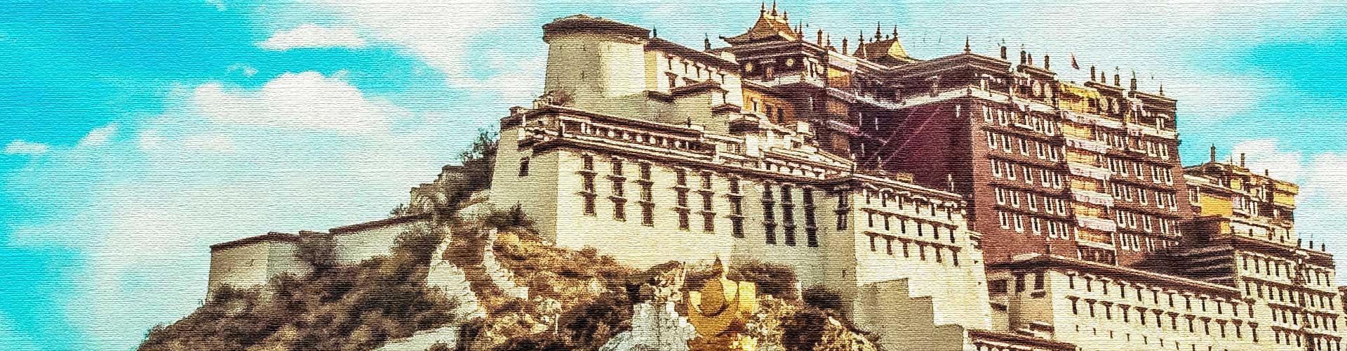 Palais de Potala