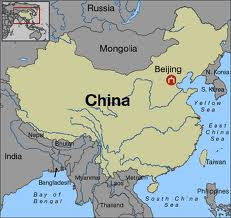 carte de localisation de Pékin