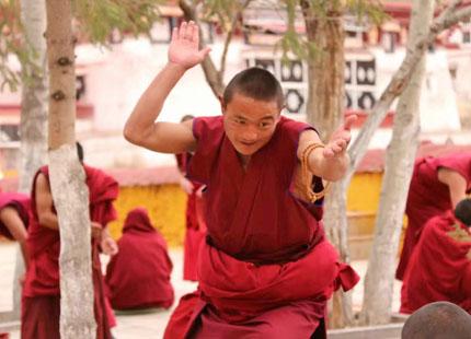 débat sur le bouddhisme