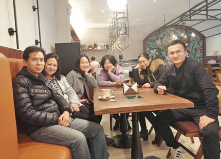 Voyage à Yangshuo en 2019
