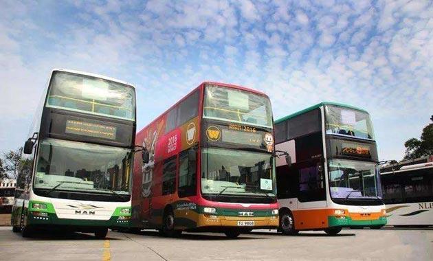 autobus de enlace