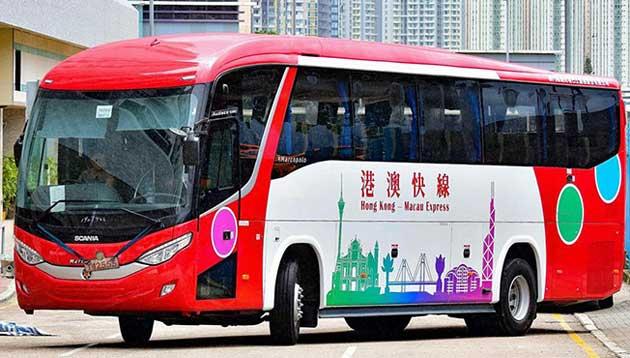 autobús transfronterizo