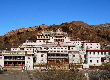 Monastère de Wudangzhao de Baotou