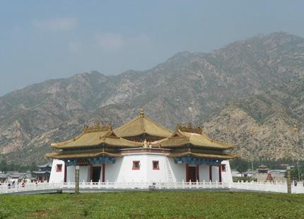 Lamaserie de Meidaizhao de Baotou