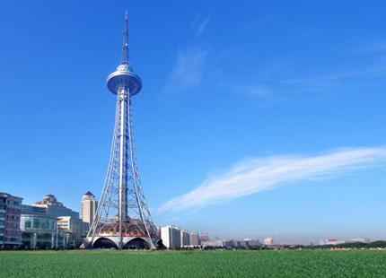 Tour du drqgon de Harbin